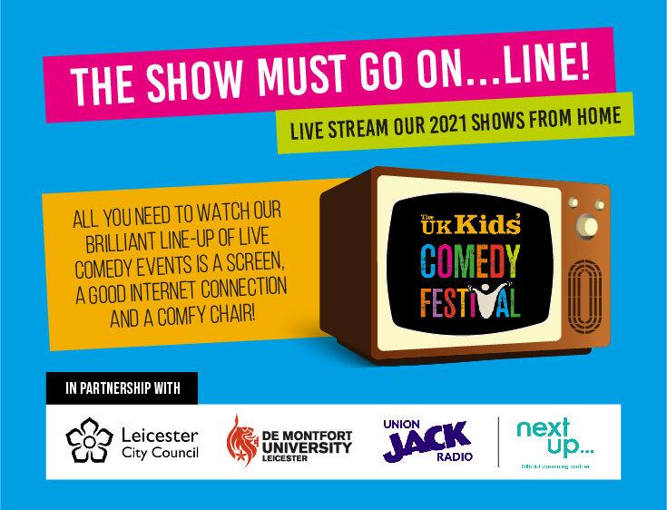 UK Kids' Comedy Fest - Leicester Comedy Festival